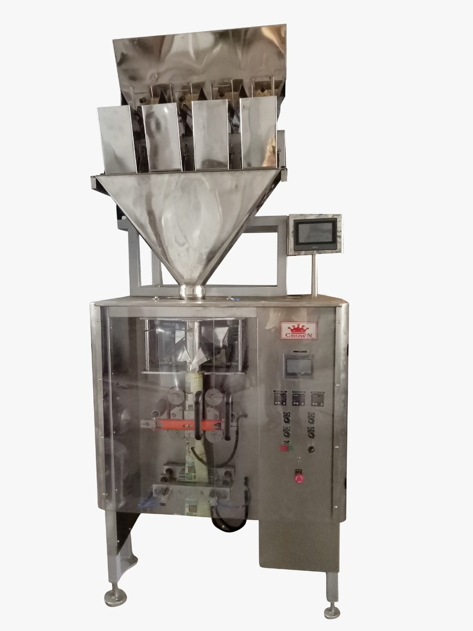 4 HEAD WEIGHER(MODEL : CR-W-4H)