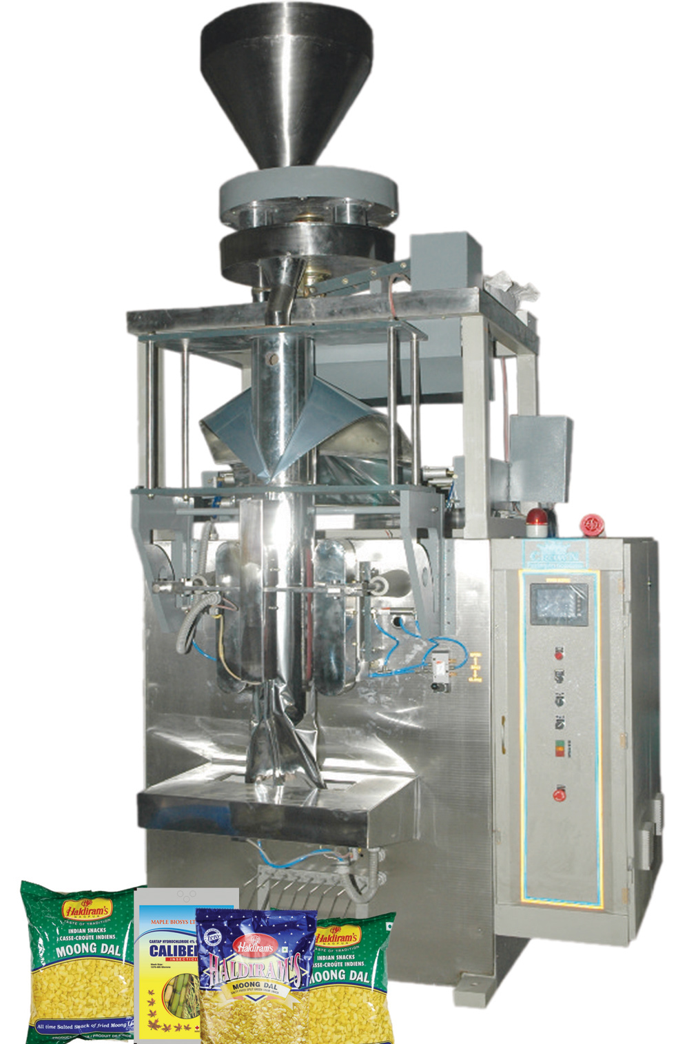 ECO FFS MODEL : CR-G-1000. ADJUSTABLE COLLER TYPE CUP FILLER