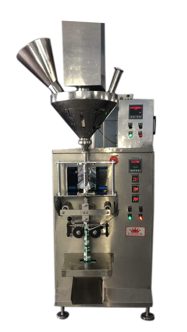 ECO POWDER PACK M/C (MODEL : CR-PP-250 AUGUR FILLER)