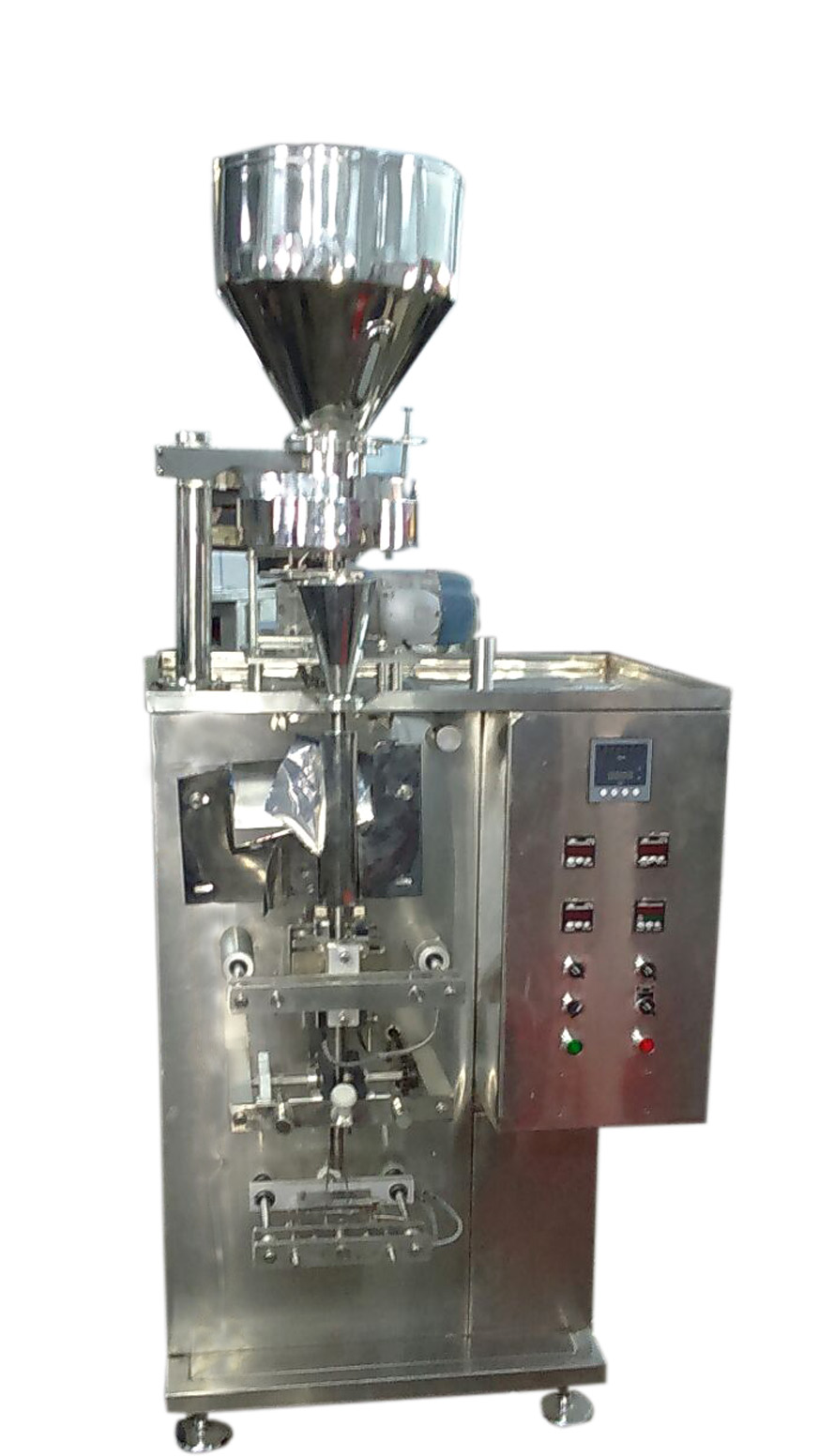 FFS MC MODEL : CR-G-250 ADJUSTABLE COLLER TYPE CUP FILLER