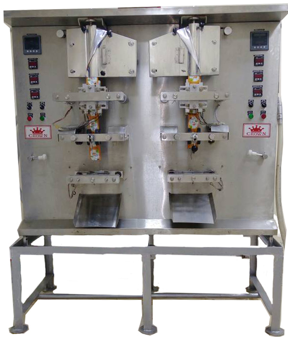 LIQUOR SACHET DOUBLE HEAD (MODEL: CR-S4-200 DH 100PPM)