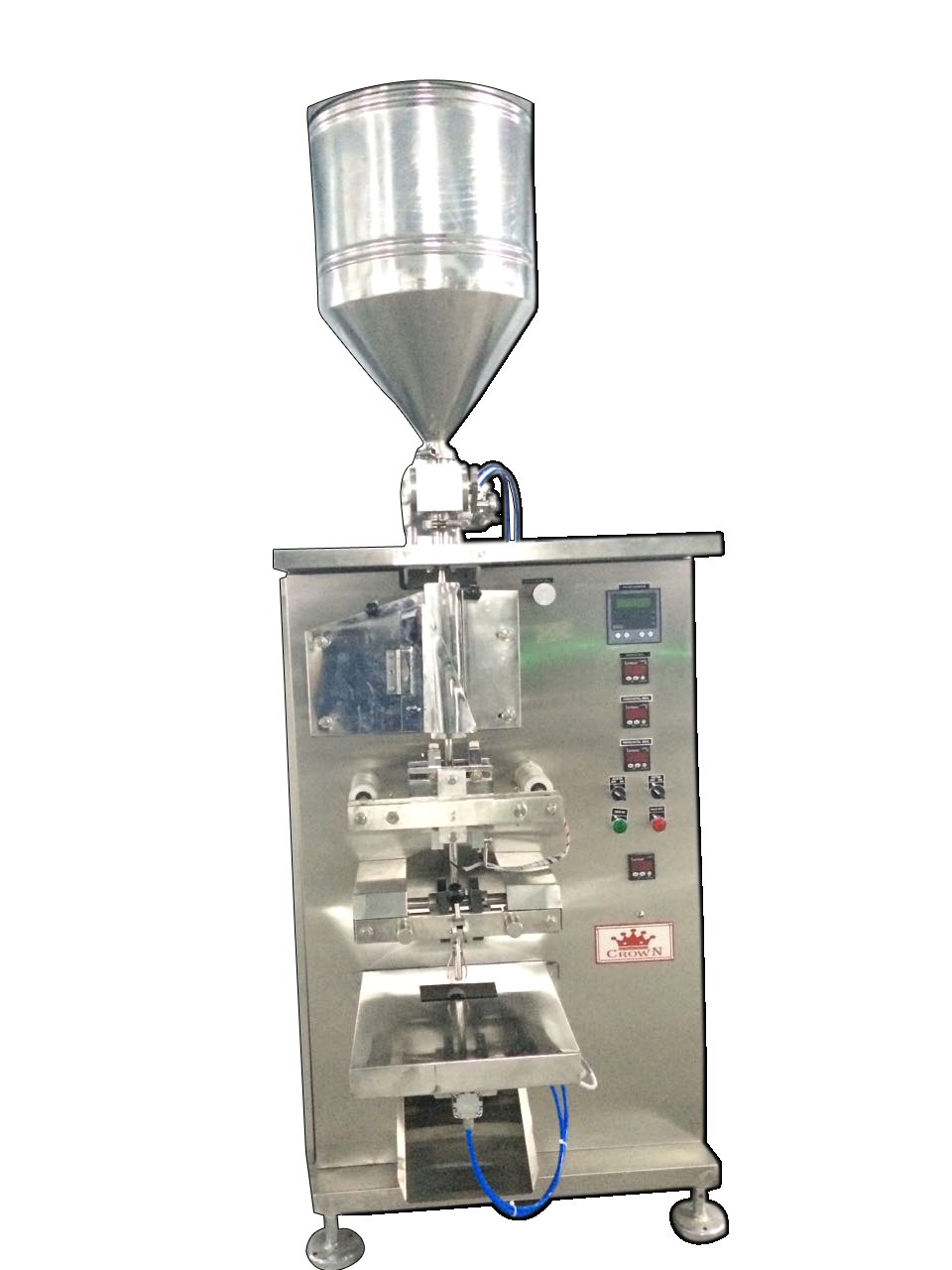 PASTE PACKING M/C (MODEL: CR-S4-PF - 1000 20PPM)