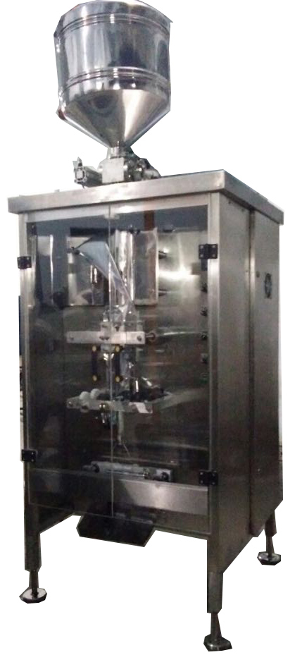 PASTE PACKING M/C (MODEL: CR-S4-PF - 500 30PPM)