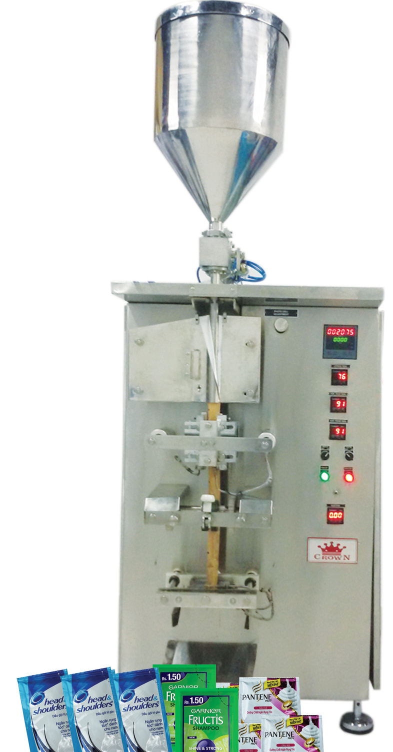 PASTE PACKING M/C (MODEL: CR-S4-PF - 100 40PPM)