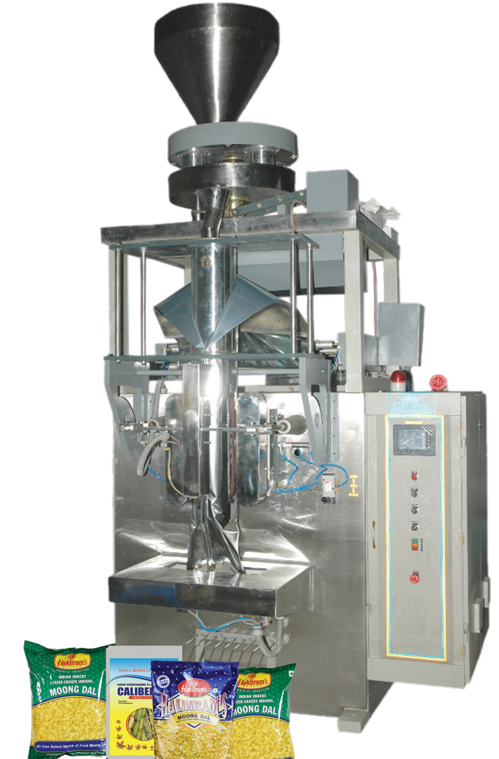 PNUMATIC MC MODEL : CR-G-1000. HIGH SPEED COLLER TYPE CUP FILLER