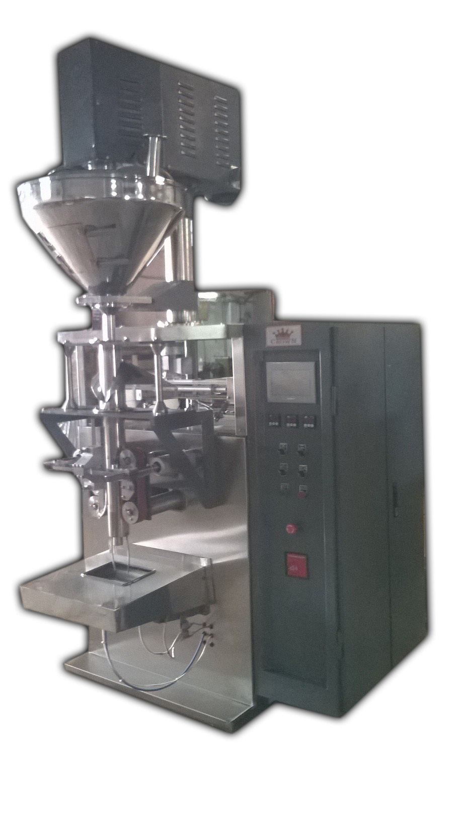 GASSET PACK M/C (MODEL : CR-PP-1000 HI-SPEED SERVO AUGUR FILLER)