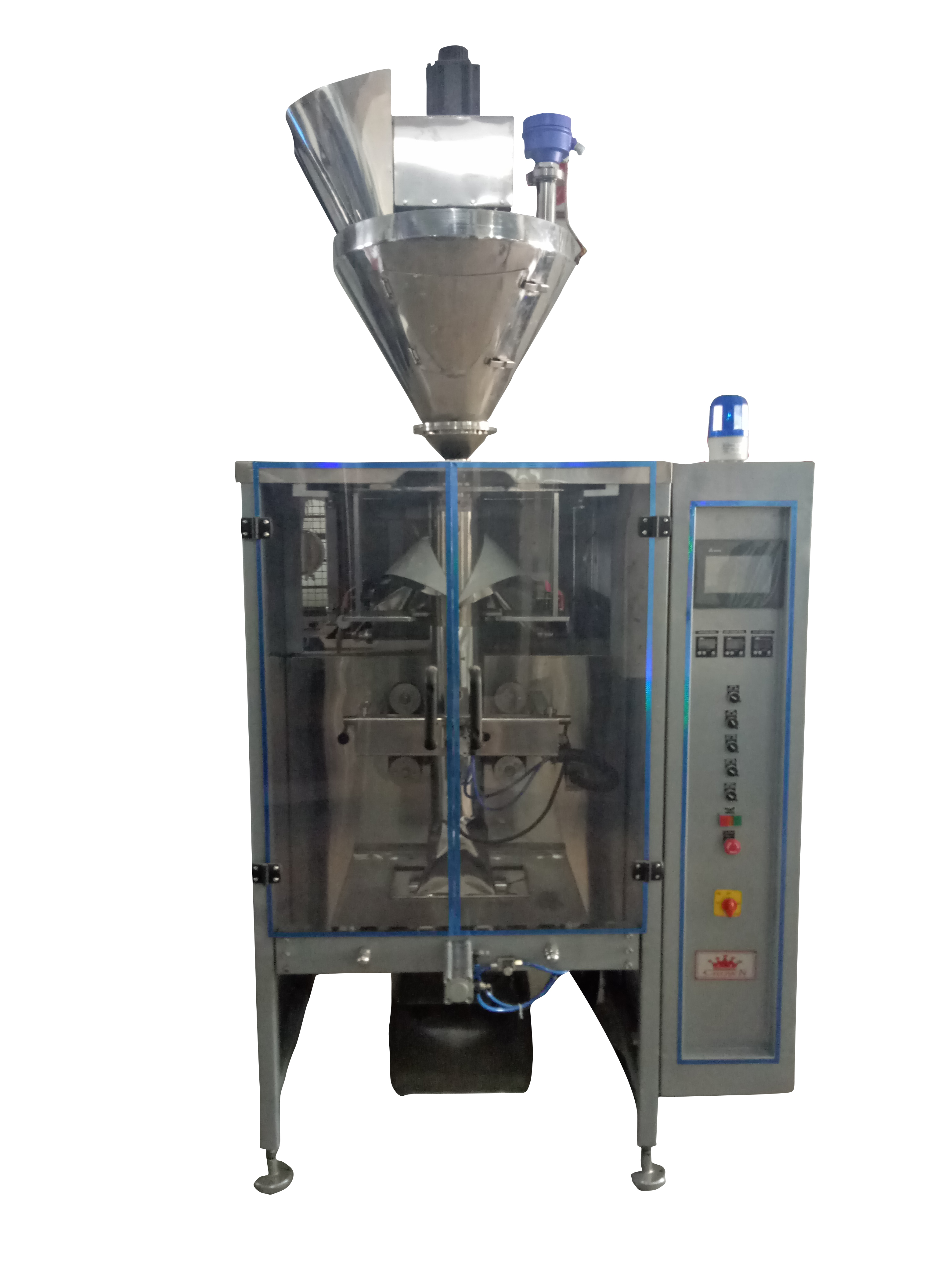 POWDER PACK M/C (MODEL :  CR-PP-10K.HI-SPEED SERVO AUGUR FILLER)